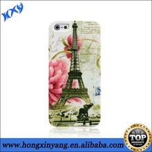 Tour Eiffel pc case for iphone 5