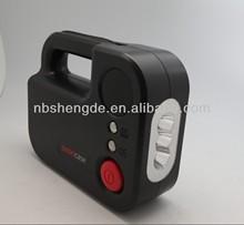 12V /300PSI portable car air compressor