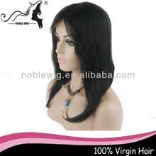 Top fashion wholesale lace wig human hair