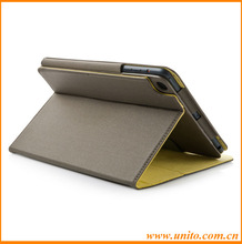 wholesale creative rotating leather tablet case,for ipad mini 2 rotating leather case