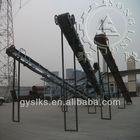 crop conveyor belts used in grain fields