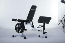 Fitness Leg Training Leg Press Bench