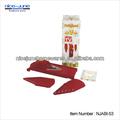 Forma de triângulo de plástico produtoshortícolas chopper conjunto/cozinha ferramentas