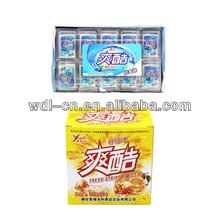 Top selling sugar free fresh strips breath mint VC-F015