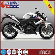 Super wholesale automatic 250cc race motorcycle for sale ZF250