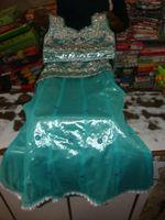 Designer Readymade Stitched Kids Lehenga Choli