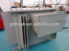 explosion-proof swithing copper winding transformer 11000v 300kva UAE