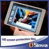 New arrival ! Clear crystal screen guard for retina ipad mini, new ipad mini 2, hot sale !