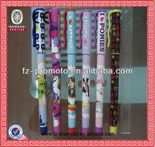 fancy style pen promotional ball finger pen advertising plastic pen