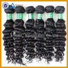 newest young girl hair deep wave malaysian virgin hair