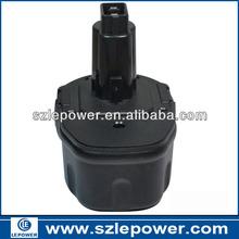 Factory price! 14.4V Ni-CD replacement Power Tool Battery for Dewalt DC9091 DE9038 DE9091 DE9092 DE9094 DE9502 DW9091 DW9094
