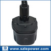 Factory price! 14.4V Ni-CD replacement Power Tool Battery for Dewalt DC9091 DE9038 DE9091 DE9092 DE9094 DE9502 DW9091 DW9094