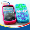 2013 Universal silicone phone case for blackberry 9320