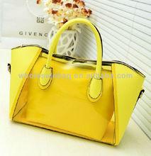 Wholesale PVC Clear Transparent Shoulder Handbag Hand Tote Bag Handbags For Ladies Women Baby Bag in Bag