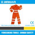 Jinhan tyvek protecção coverall, Retardador de chama de trabalho macacões