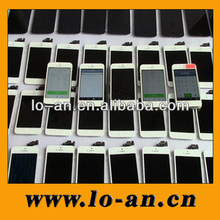 Original LCD+touch+frame for iPhone 5-5s