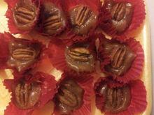 Dulces de Leche Quemada, Goat Milk Candy with nuts