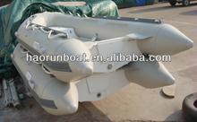 rigid inflatable boat RIB 330 /300/ 270 Marine hull fiberglass inflatable boat