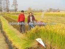 Wheat / rice mini combined harvester