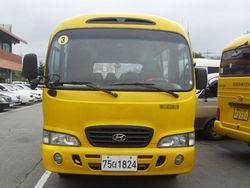 Hyundai County short body