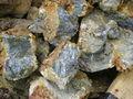 mineral de antimonio