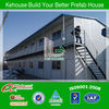 china high quality economic portable prefab a frame home kits