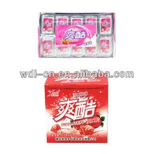 Fresh breath candy fresh strips mint brands VC-F021