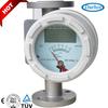 Metal float variable area hydrogen flowmeter