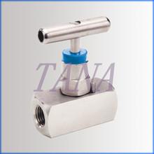 mini ss needle valve BSP thread