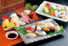 Japanese food models of instant noodles for restaurant sales promotion