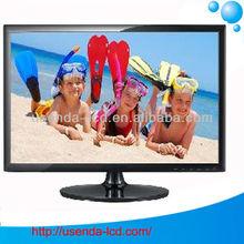 21 inch lcd monitor with VGA HDMI DVI input
