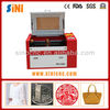 SIN-L530D bamboo table top engraving cutting machine