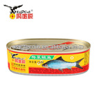 Eagle coin Fried dace with preserved vegetable 184g