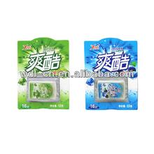 Candy mint strips sugar free breath mints VC-F035