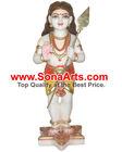 Marble Statues of Lord Murugan