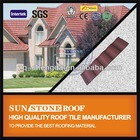 Fireproof Material Galvalume Colored Roof Panel