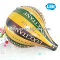 Hot vente de haute qualité 2013 d'hélium. auto feuille ballon gonflé