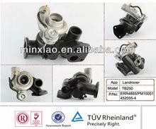 diesel engine part 452055-5004S T250 turbo land rover