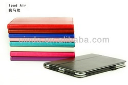 Crazy Horse PU Leather Stand Case For APPLE iPad 5 iPad Air 2013