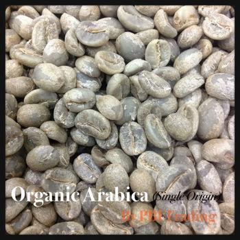 Organic Arabica Coffee 100% [Green Bean]