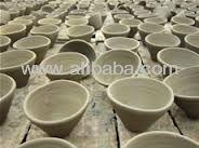 Indian mud clay tea cup eco friendly mud cup