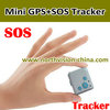 mini micro gps tracker with sos function