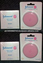 2 Johnson's Compact Face Powder 2 Refill color BEIGE