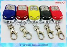 best motor remote controll 433 door opener 4 fixed frequency remote control decoder
