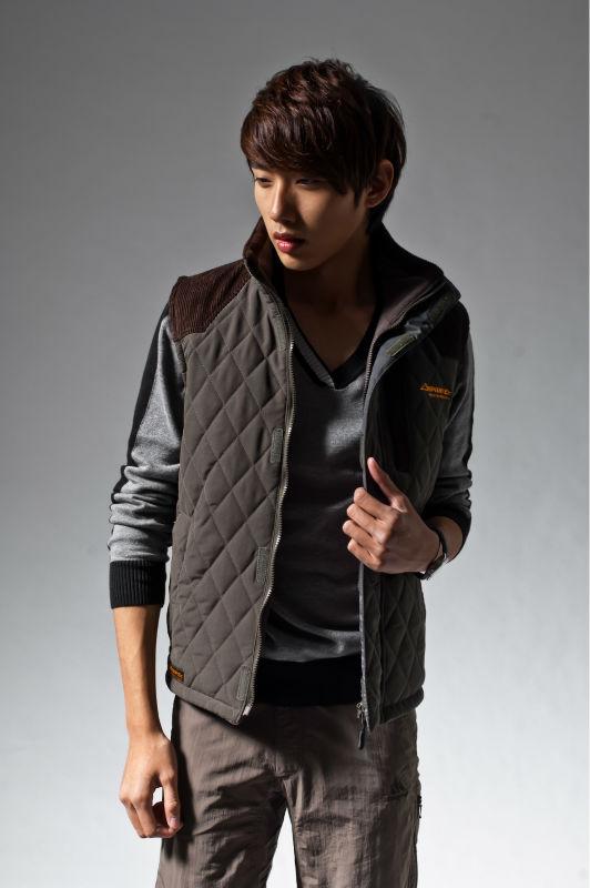men's fashion outdoor fishing waistcoat