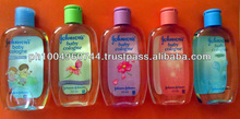 3 Johnson's Baby Colognes 3 Scents Big Sizes