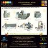 Best Selling Pellet Snacks Production Machinery b455