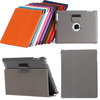 Leather western cowboy case for tablet pc, Flip stand for ipad case with stylus pen holder