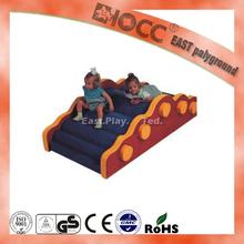 Good quality children soft playground floor playset s1057