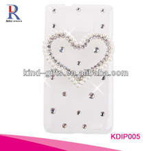 Factory Supply Bling Diamond Case Cover For Apple Ipad